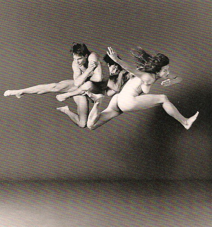 Nude Modern Dance 45