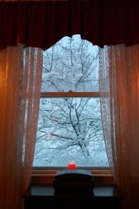 snowday dawn