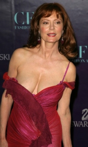is it a wardrobe malfunction for Susan S