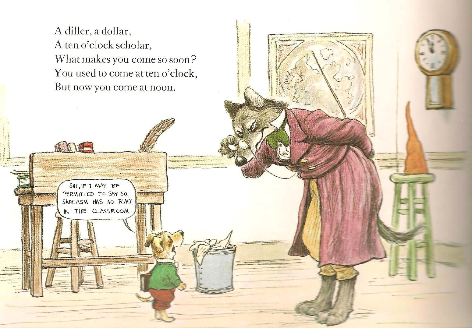 Displaying 19u0026gt; Images For - Nursery Rhymes Illustrations...
