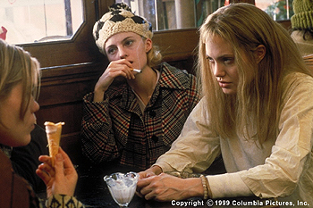 Girl Interrupted and Suicide