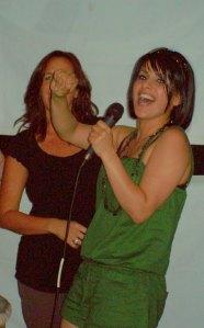 karaoke night  1