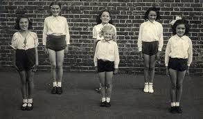 school gym suits