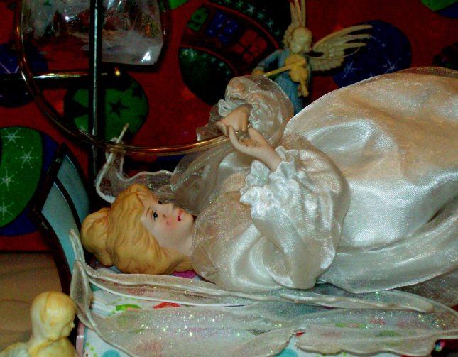 IV angel last rites