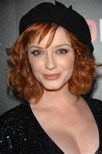 christina hendricks as herself