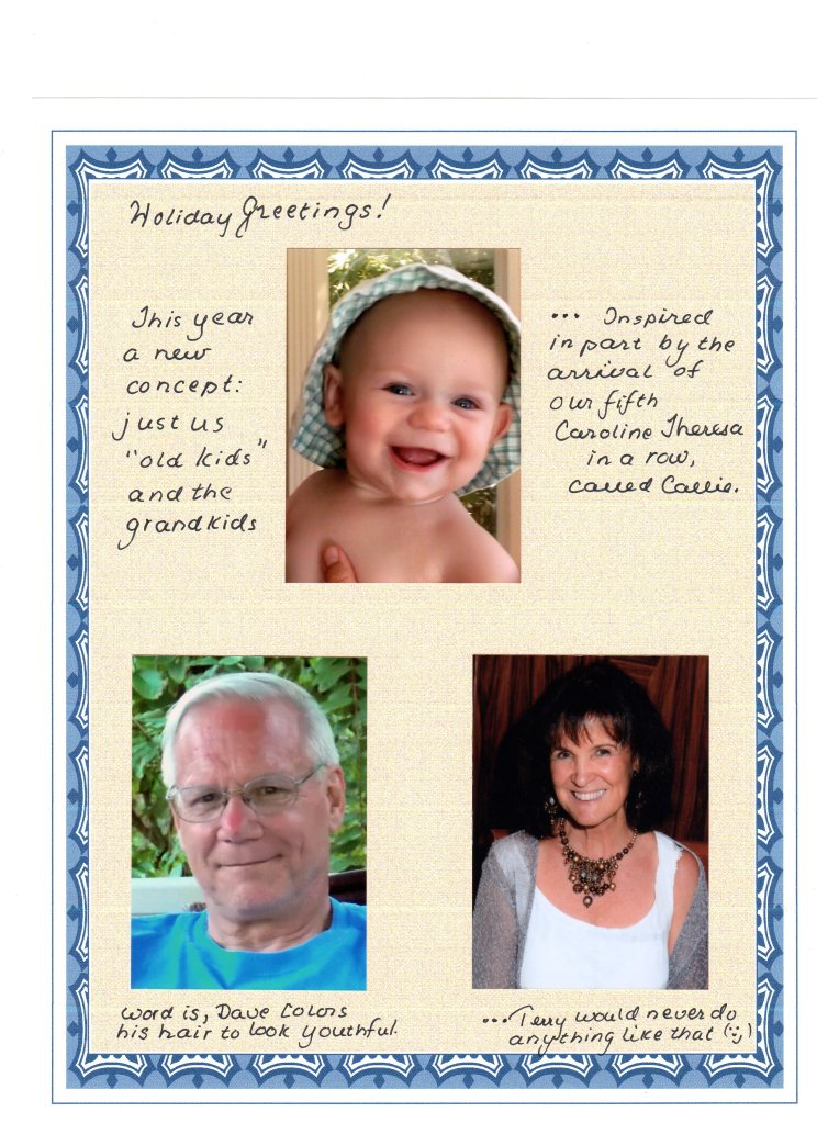 xmas card page one007