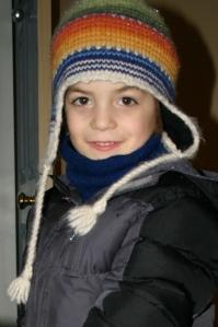 eddie ready for snow