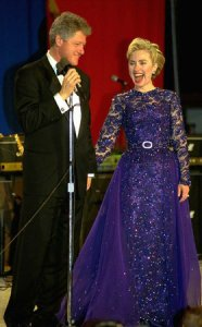 hillary gown 1993