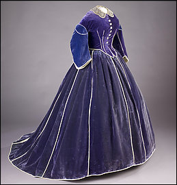 mary todd lincoln gown