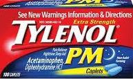 the tylenol pm