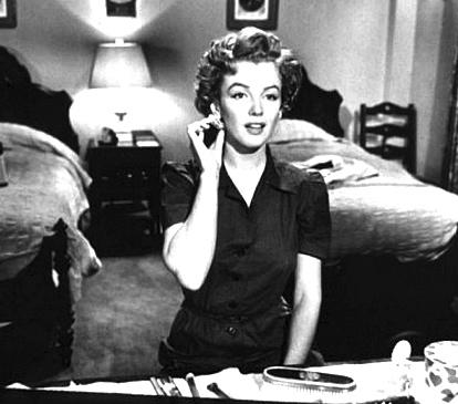 Marilyn takes stock
