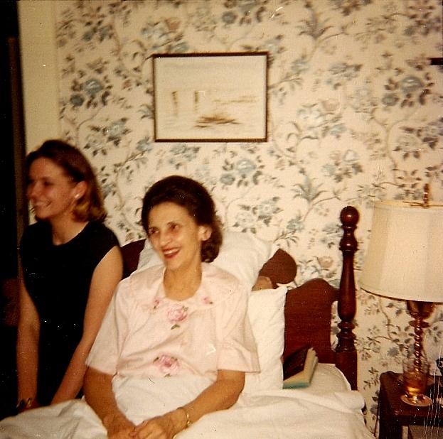 mom nan '67 mom broken hip