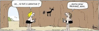 johnny hart hashtag cartoon