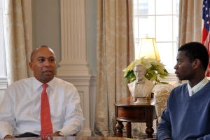 governor patrick & gamaral