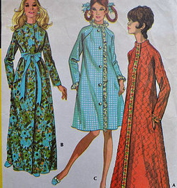 bathrobes 70s