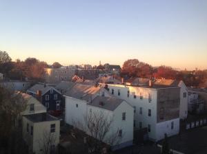 daybreak in November