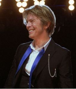 David Bowie older