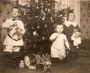 Maloney children 1910