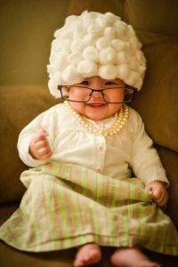 baby-dressed-in-granny-wig