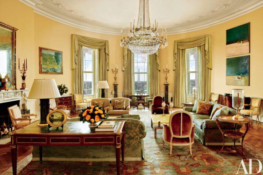 Obama White House As Home